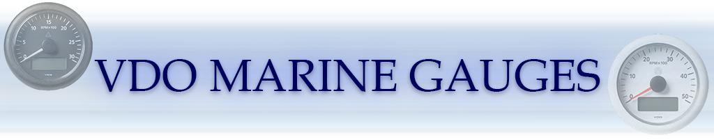 VDO Marine Gauges